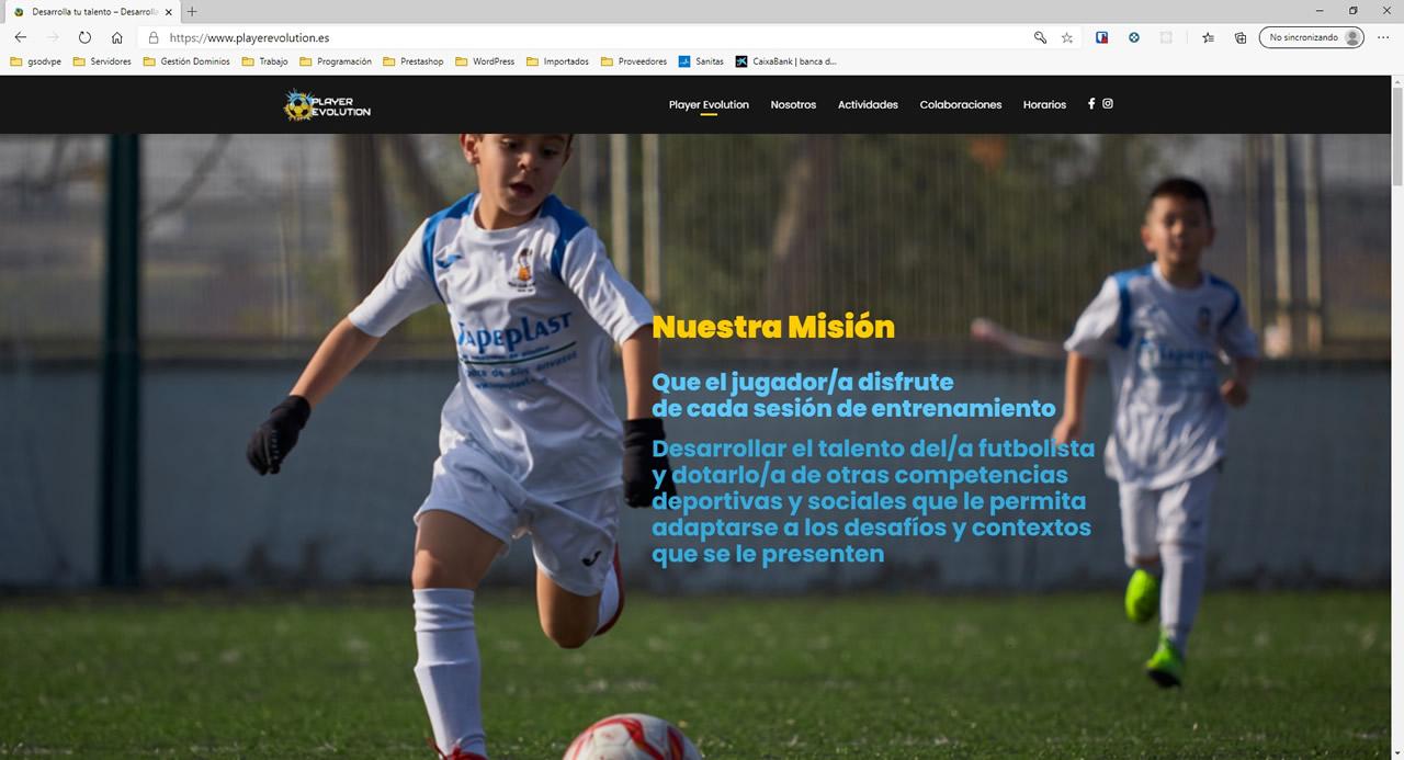 playerevolution.es